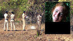 شکنجه وحشیانه دختر 28 ساله در ساحل تفریحی / مرد کشاورز این زن برهنه را پیدا کرد+عکس
