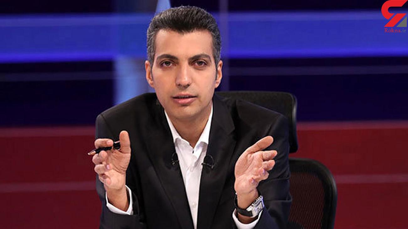 فردوسی پور: دلم خیلی برای گزارشگری تنگ شده است + فیلم