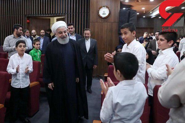 روحانی : باید چترحمایتی نسبت به خانوادهها ی نیازمند گسترش یابد