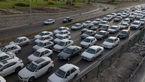 ترافیک سنگین در آزادراه کرج - تهران/ محور شمشک-دیزین مسدود است