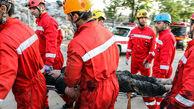 مرگ دردناک کارگر جوان راه آهن لرستان بین دیزل و واگن قطار + عکس