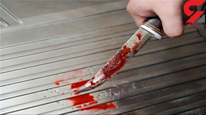 پسر سنگدل مادر خود را در زنجان کشت