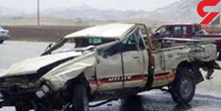 حادثه رانندگی برای اتباع پاکستانی در سیستان و بلوچستان