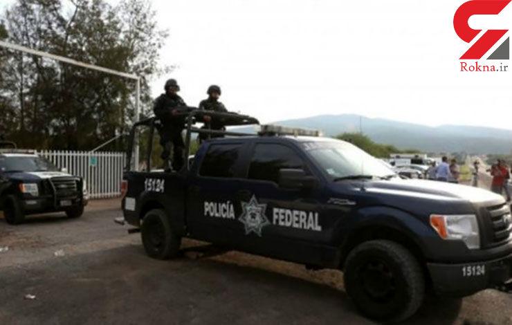 پلیس مکزیک '۲۲ نفر را اعدام کرد
