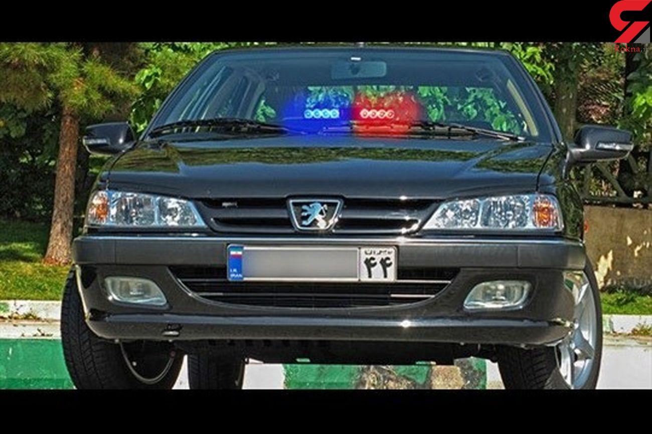 استفاده خودروها از چراغ الای دی فقط با مجوز پلیس