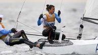 بیمار سرطانیای که به طلای المپیک ریو رسید+تصاویر