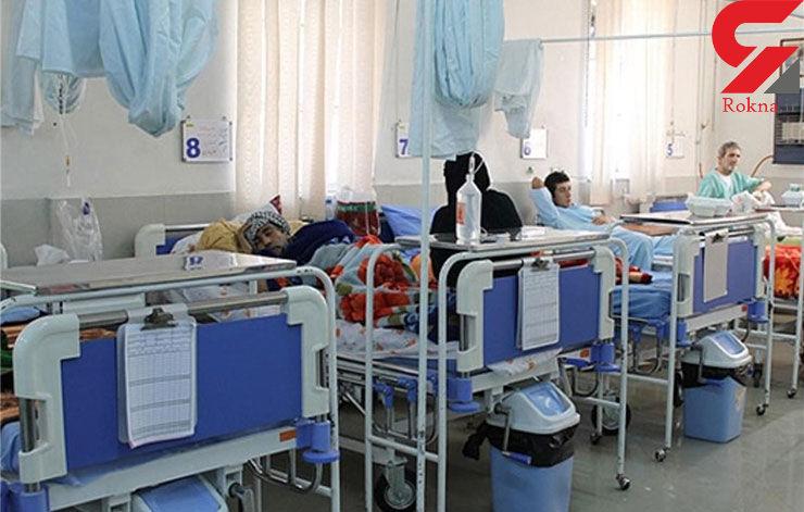 ترخیص بیماران کهگیلویه و بویراحمدبه خاطر کمبود تخت!