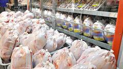 قیمت گوشت مرغ دو نرخی شد