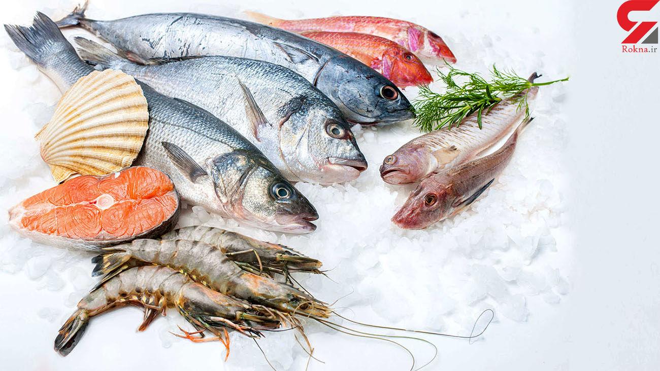 قیمت ماهی و قیمت میگو در بازار امروز سه شنبه 9 دی ماه 99 + جدول