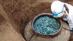 کشف بزرگترین محموله های سکه !+ تصاویر