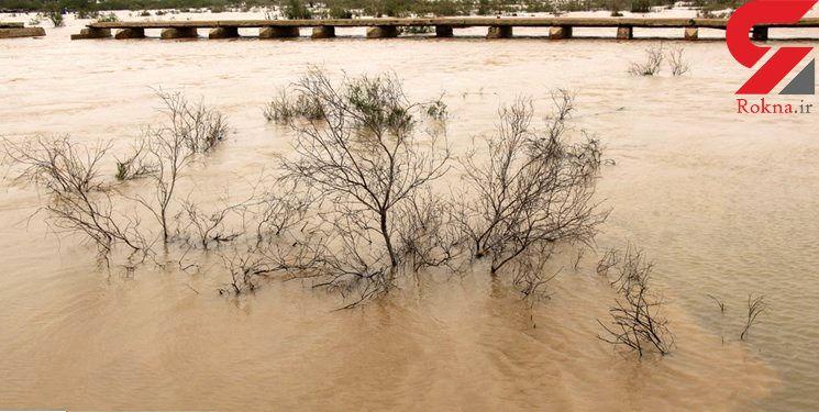 وحشت سیل در سیستان و بلوچستان/ رگبار باران شدید در راه است