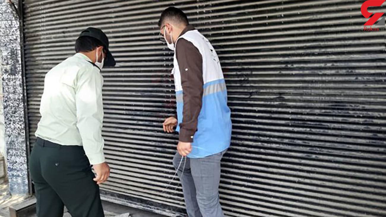 دستگیری 7 متخلف صنفی در قزوین