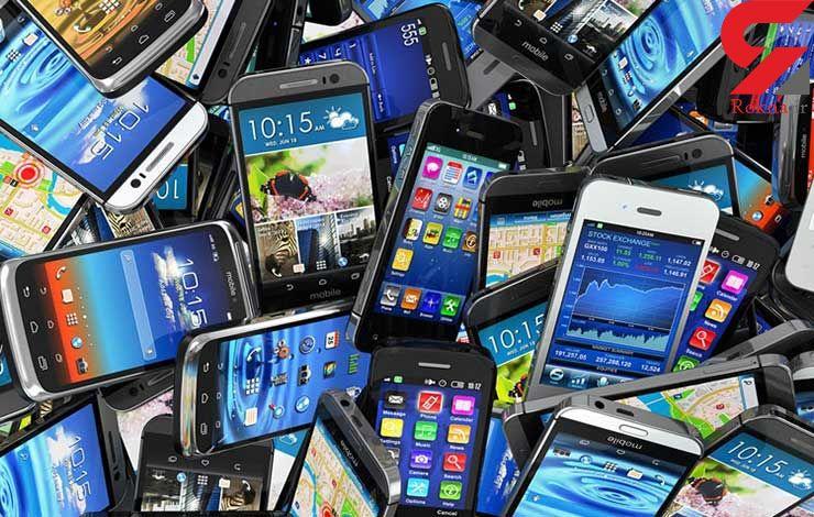 دستگیری پسر 8 ساله با موبایل دزدی