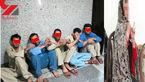 اعتراف زن یک زندانی که در خانه صاحبخانه اش دستگیر شد / در آن خانه 4 مرد دیگر هم بودند! + عکس متهمان