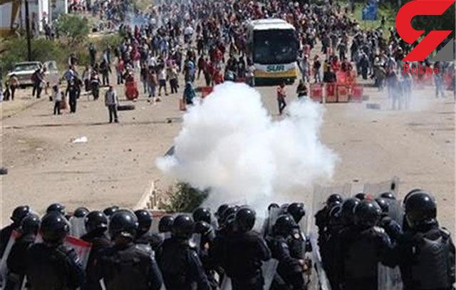 مردم اجساد معلمان کشتهشده را به خاک سپردند