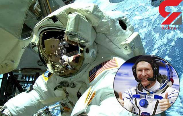 مأموریت ویژه در بیرون ایستگاه فضایی