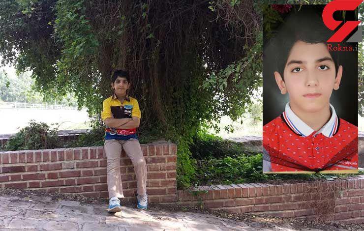 صحنه دلخراش مرگ دانش آموز دزفولی که به اجبار در زنگ ورزش دوید / پزشک، ورزش را برای او منع کرده بود + فیلم لحظه حادثه