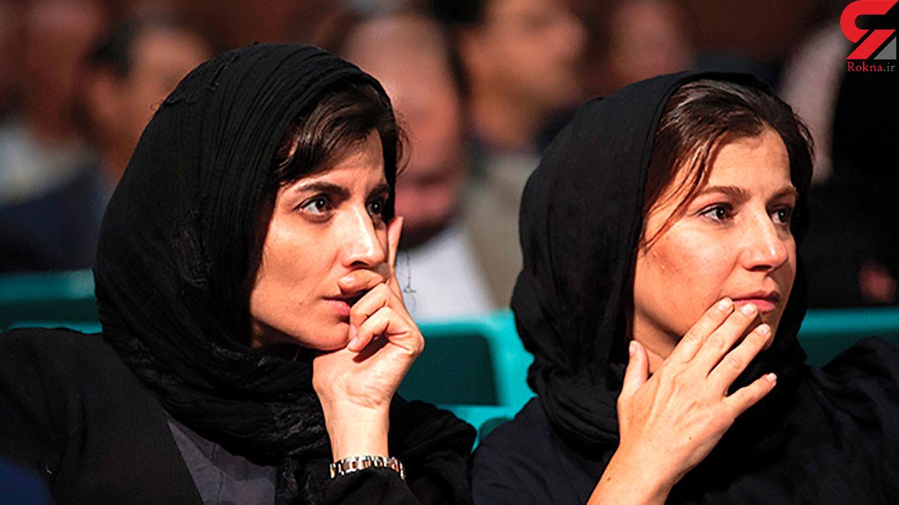 عکس دیده نشده از 2 لیلای سینمای ایران در دوران کودکی و جوانی