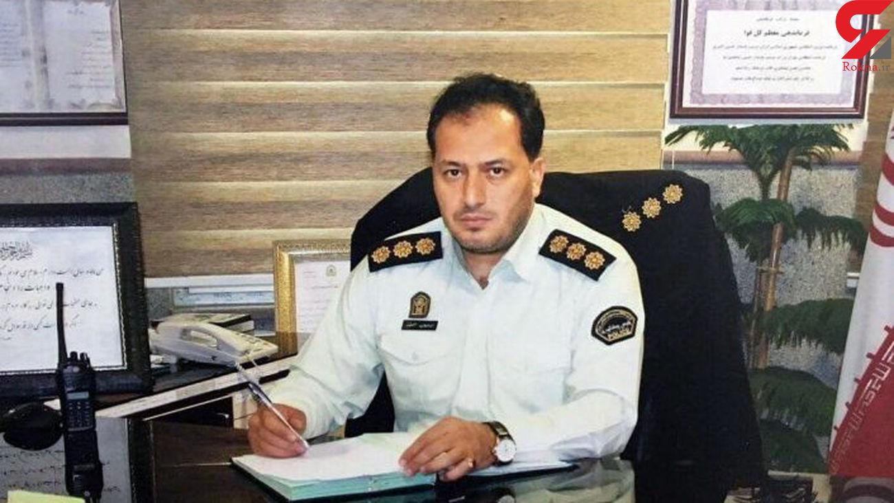 دستگیری مواد فروش شرق تهران