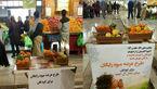 توزیع میوه رایگان به کودکان در میادین میوه و تره بار شهرتهران + عکس