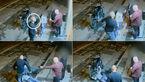 ویدئوی تکان دهنده از یک مشت که مردی را قبض روح کرد + عکس