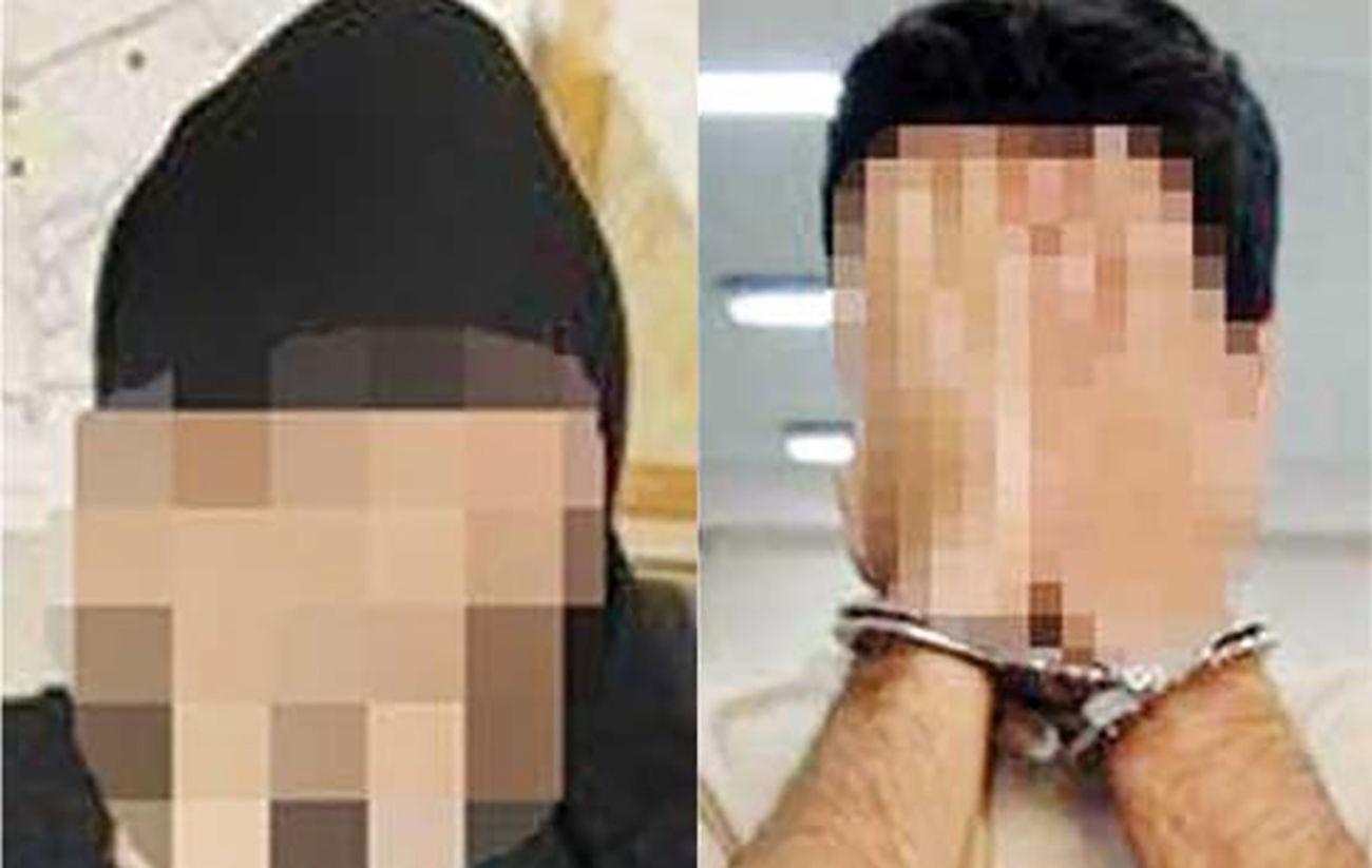 فیلم برداری مرد بی غیرت از پزشک پولدار و زنش در شرایط بد ! + عکس