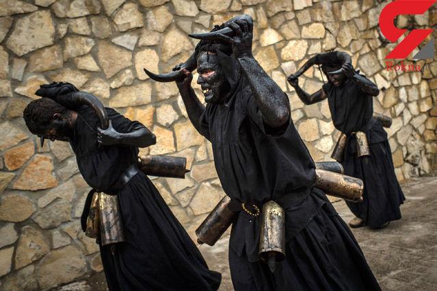 کارناوال شیطانکها در اسپانیا