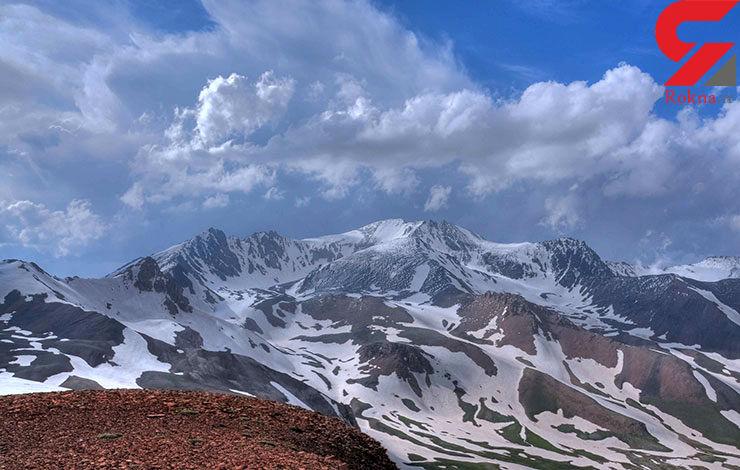 مرگ کوهنورد در ارتفاعات شمال تهران
