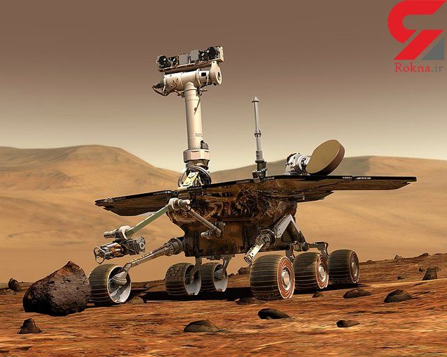 سالروز ماموریت مریخ نورد اکتشاف