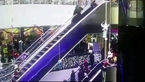 سقوط مرگبار نوزاد از آغوش مادر سهل انگارش در مرکز خرید بزرگ+ فیلم و عکس