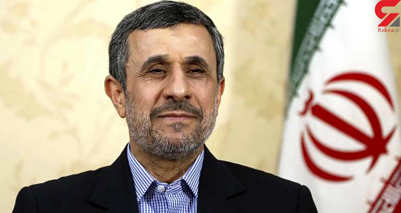 احمدی نژاد: فائزه هاشمی در دام طراحی یک نهاد اطلاعاتی امنیتی گرفتار شده است !