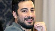 نوید محمدزاده سوژه شد + عکس
