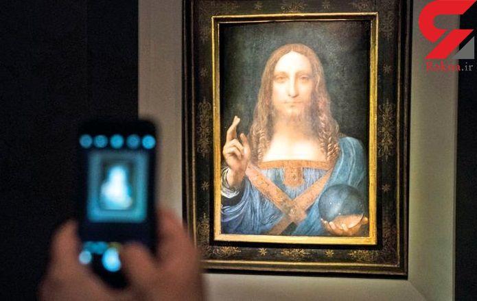ابهام در اصالت گرانترین اثر هنری جهان +عکس