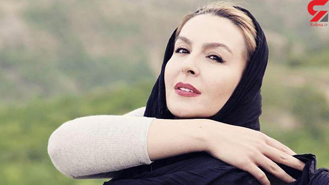 آزیتا ترکاشوند خانم بازیگر عشق عتیقه + عکس