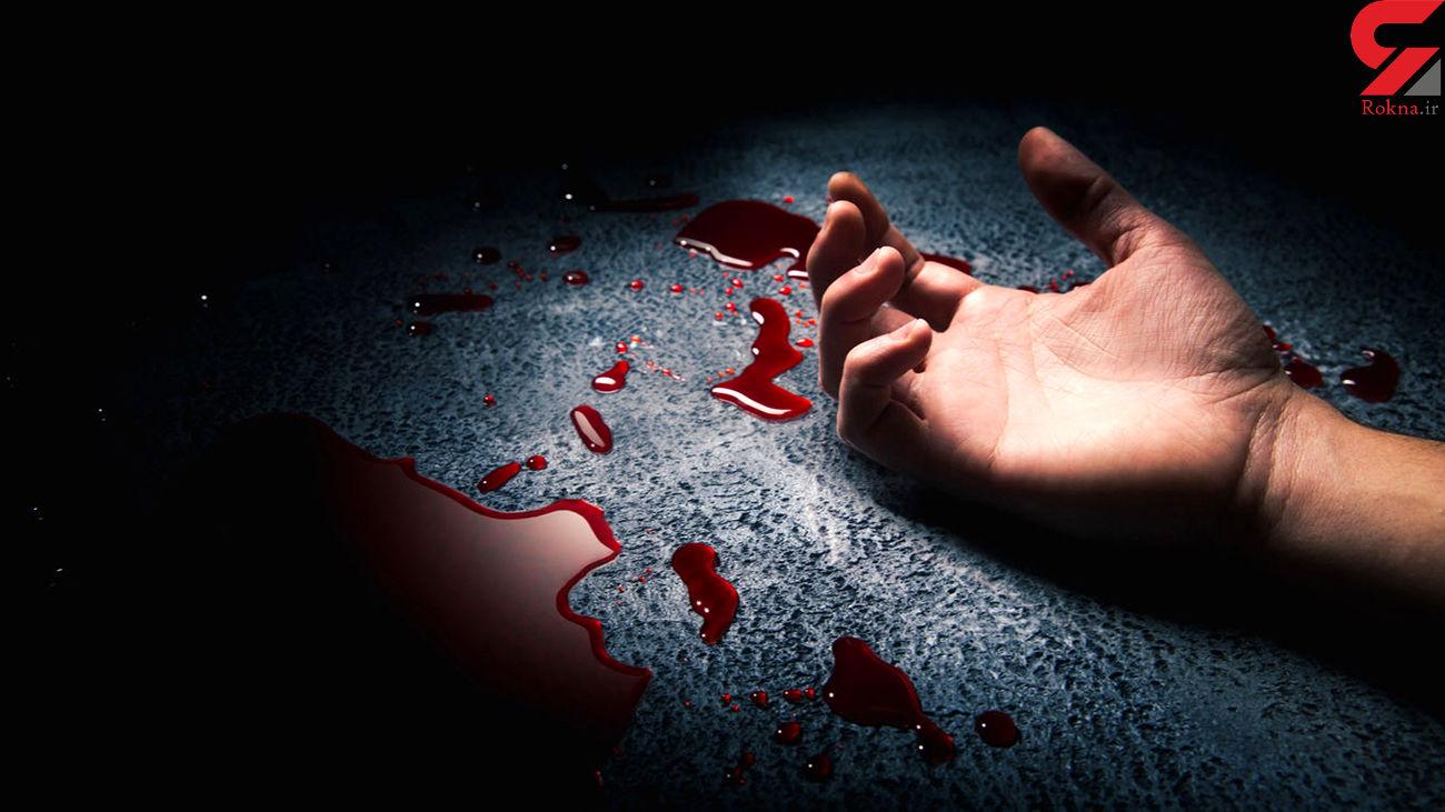 قتل زن جوان توسط شوهرش در کرمان ! / عروس و داماد زیر 20 ساله بودند