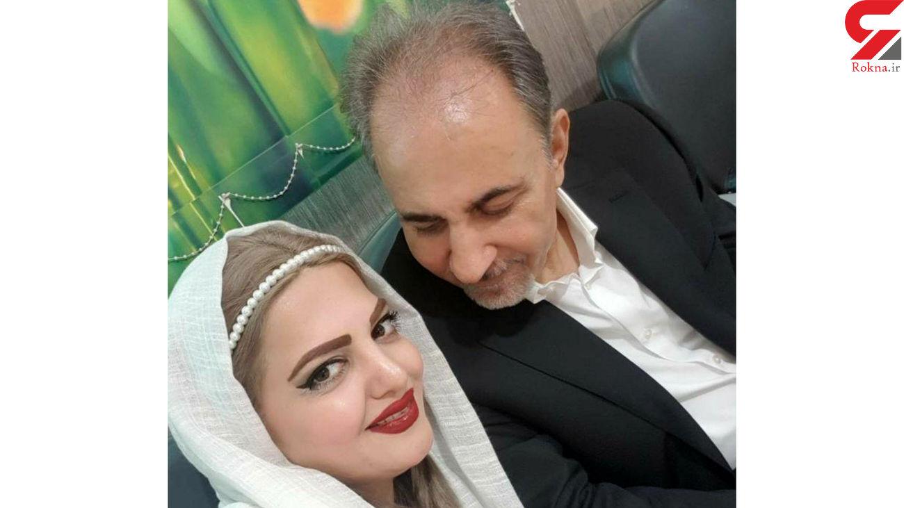جزییات انتشار نیافته از اعترافات نجفی به قتل همسر دومش! / محتوای نامه ها فاش شد