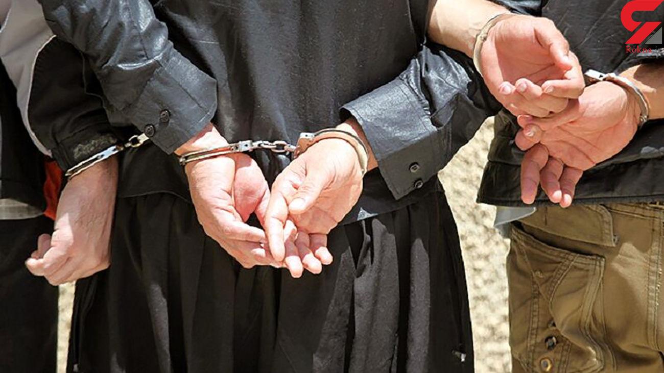 دستگیری عامل تیراندازی در لارستان