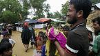 اعزام تیم های درمان ایران برای خدمت به آوارگان روهینگیایی