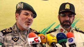 حضور ایران در ۱۳ رشته در مسابقات نظامی