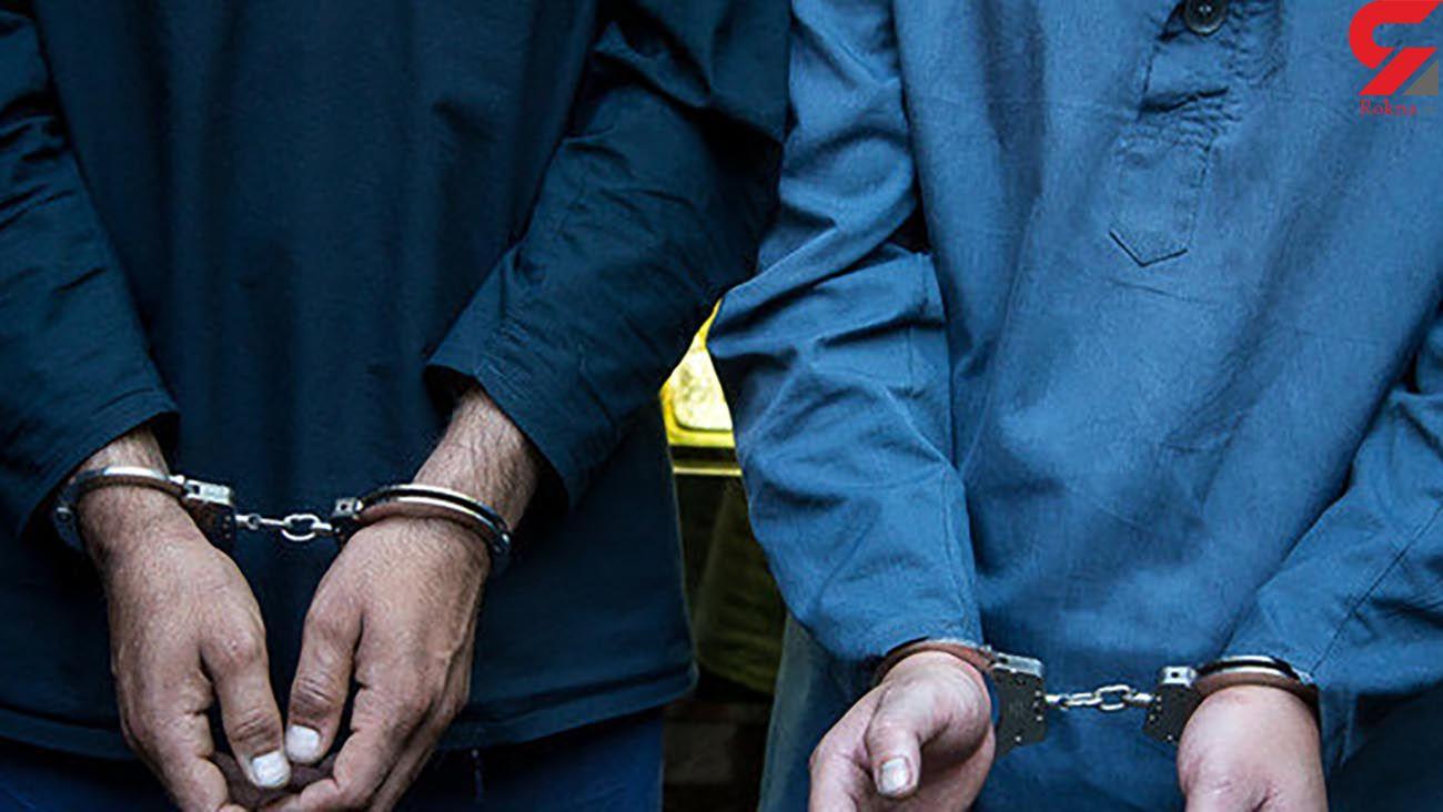 زن پارسیانی با دیدن 2 جوان 20 ساله شوکه شد