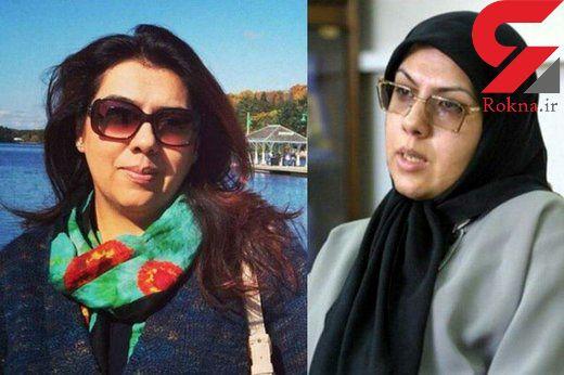 مرجان شیخالاسلامی اخلالگر اقتصادی به کانادا فرار کرد ! / شوهرش زمانی در قم طلبه بود! +عکس