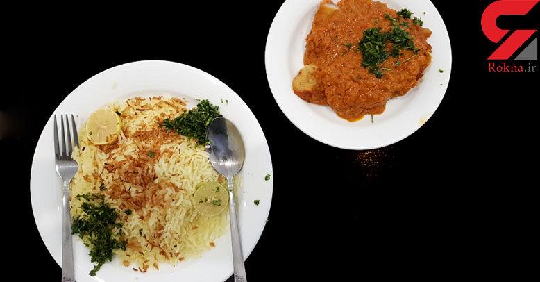 ماهی دو پیازه هندی با فیله و گشنیز+دستور پخت