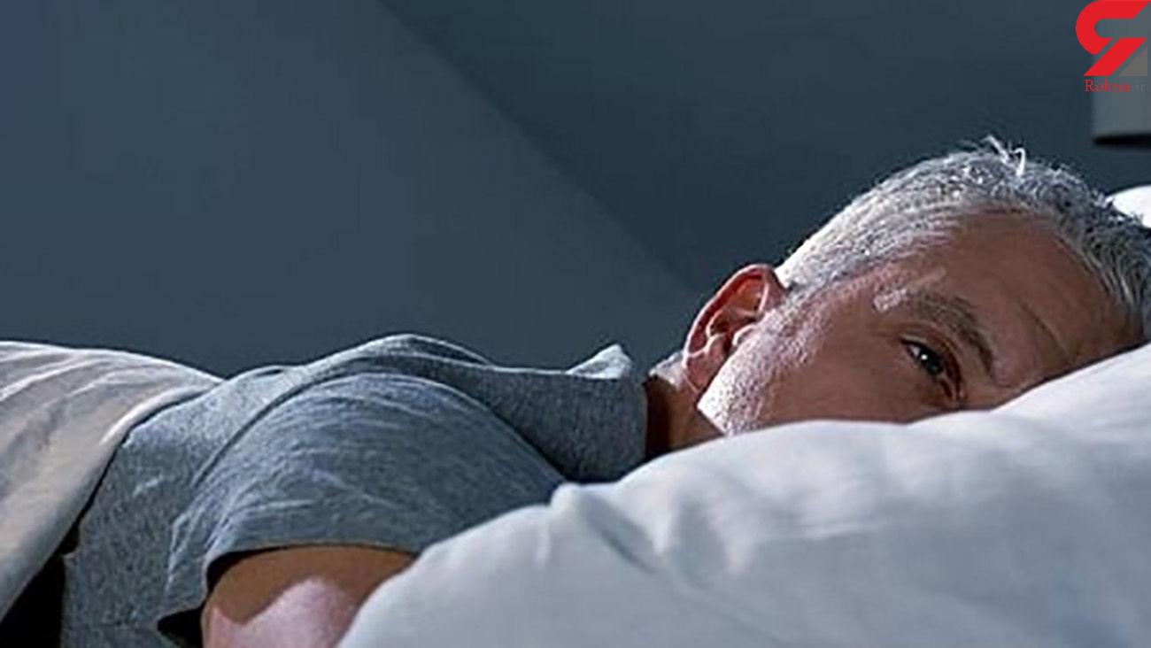 مختل شدن حافظه با خوابیدن!
