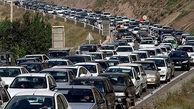 خروج خودروها از استان تهران ممنوع شد !