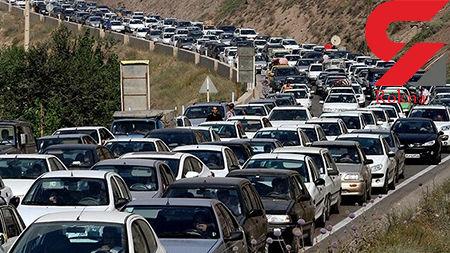 خودروهای دارای سرنشین مشکوک به کرونا توقیف میشوند