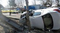 در این صحنه وحشتناک 2 شیرازی کشته شدند ! + عکس