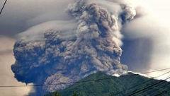 فوران آتشفشان سوپوتان مرکز اندونزی را در شرایط امنیتی قرار داد