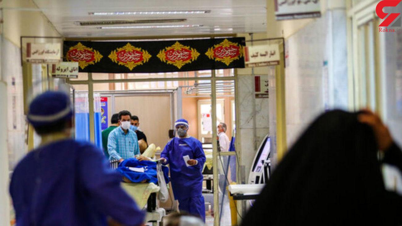 مرگ 2 مسافر پرواز امارات با کرونای انگلیسی در جزیره قشم