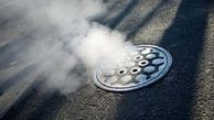 آتش سوزی با بوی خیلی بد در یاسوج !