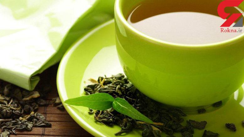 عوارض خوردن چای سبز زیاد برای کبد